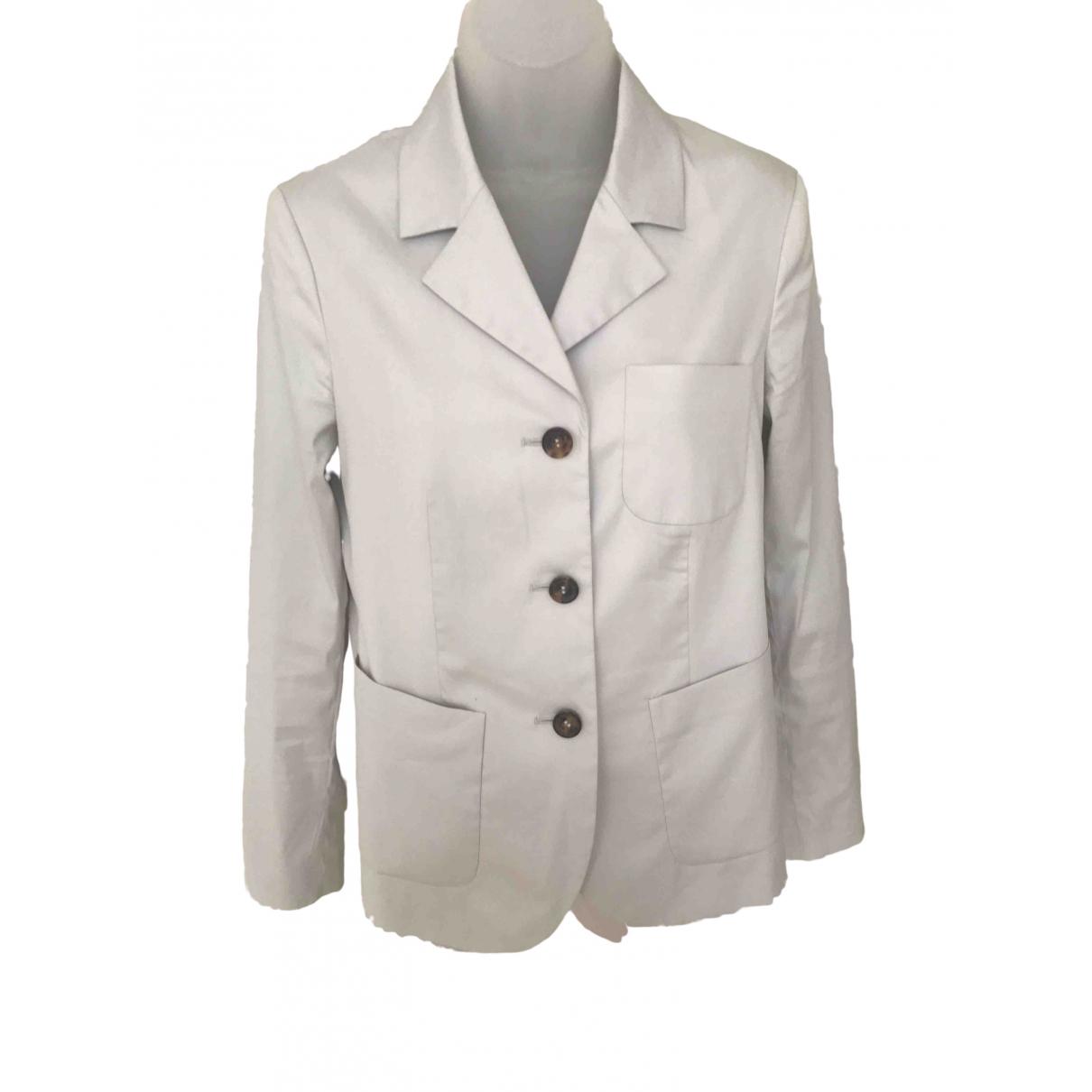 Prada \N Cotton jacket for Women 42 IT