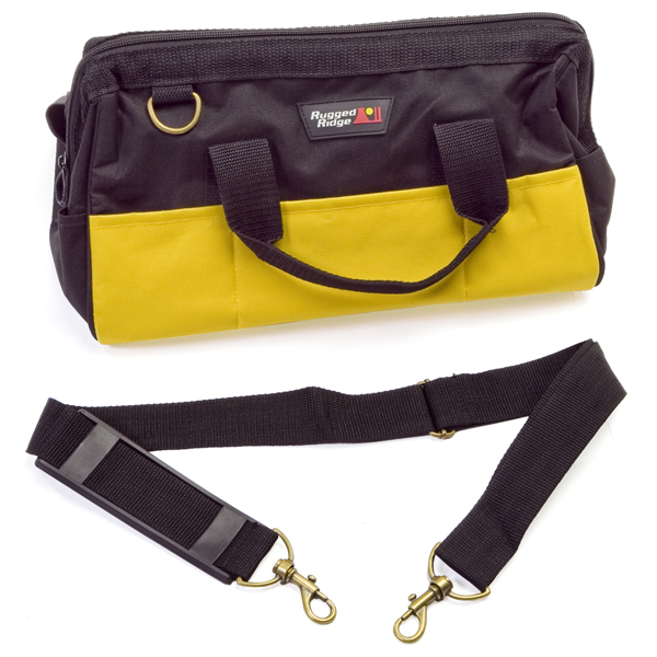 Rugged Ridge 15104.4 Recovery Gear Bag