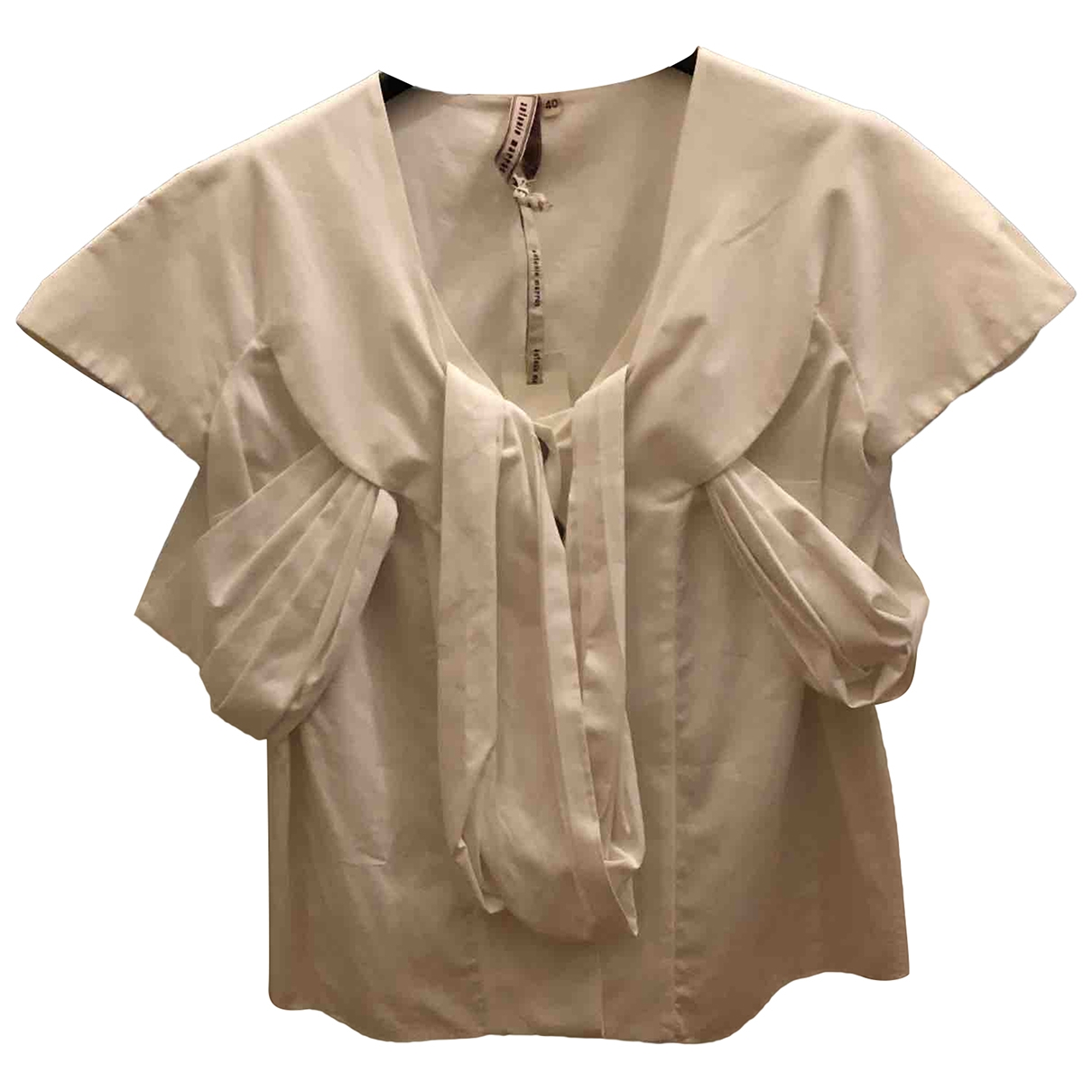 Antonio Marras \N Top in  Weiss Baumwolle