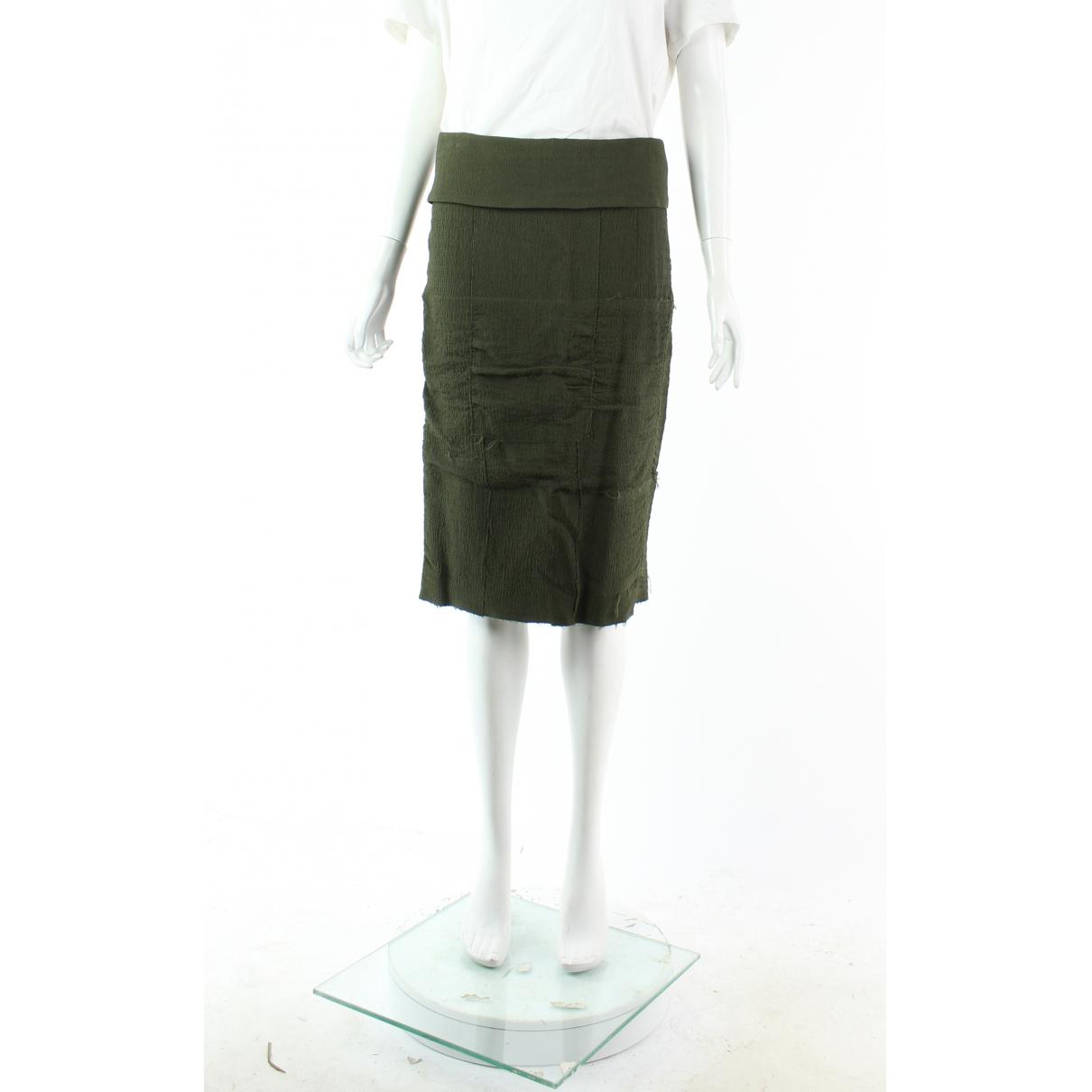 Tom Ford N Khaki skirt for Women 40 FR