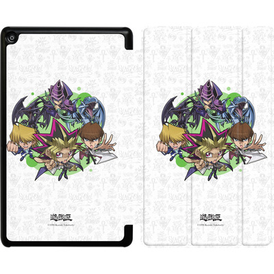 Amazon Fire HD 8 (2017) Tablet Smart Case - Yu-Gi-Oh! SD Group 1 von Yu-Gi-Oh!