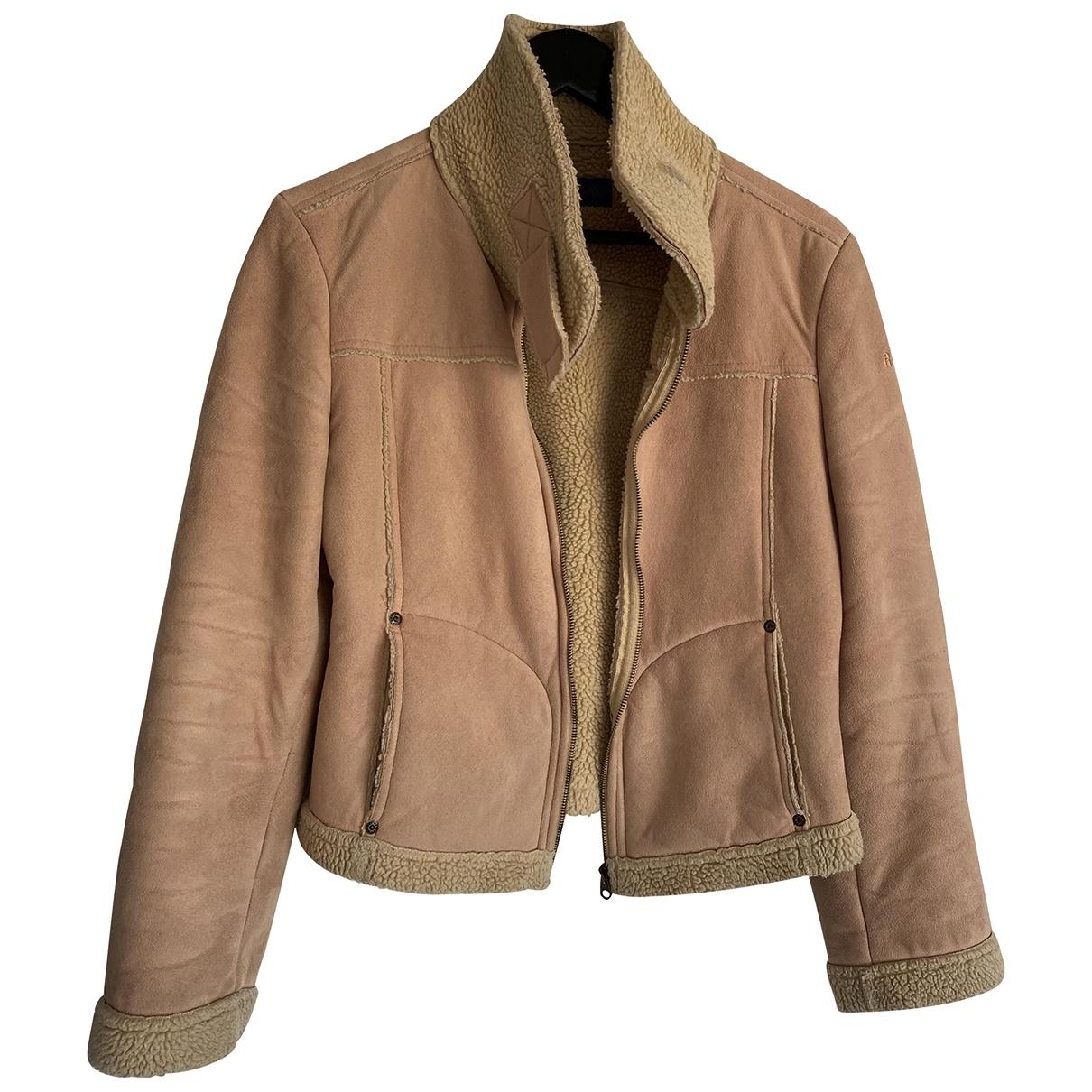 Replay - Manteau   pour femme - camel