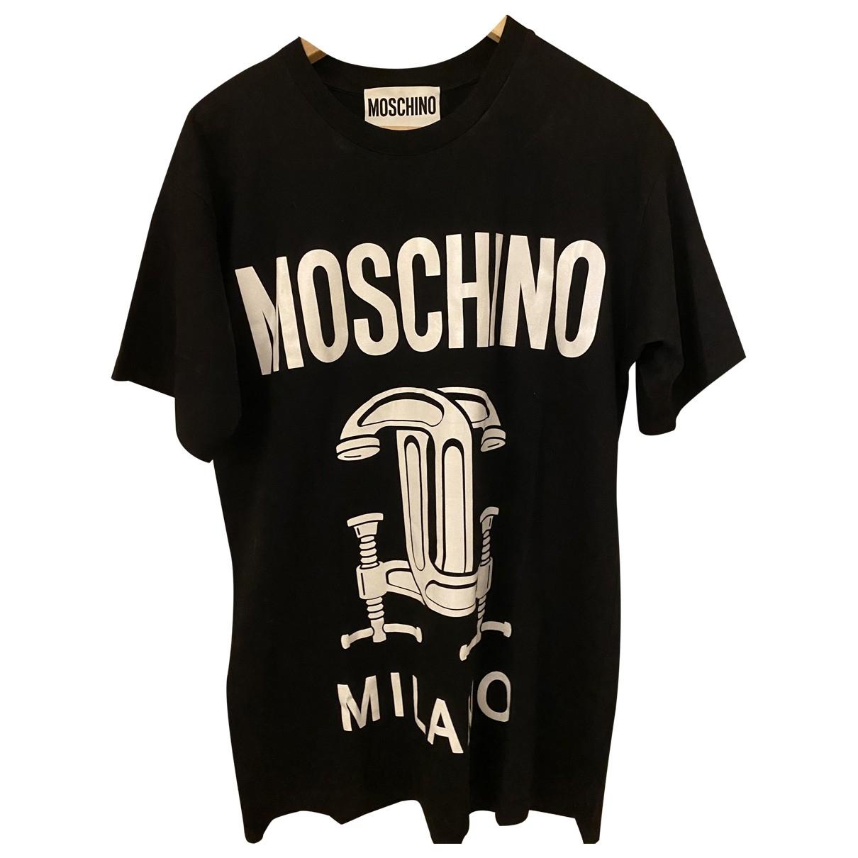 Moschino \N Black Cotton  top for Women XS International