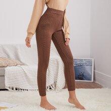 Bottoms Homewear Liso Casual