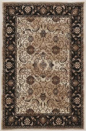 RUGVT3581 8 x 10 Rectangle Area Rug in