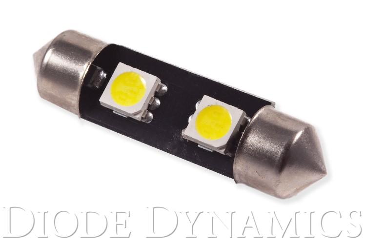 Diode Dynamics DD0081S 36mm SMF2 LED Bulb Cool White Single