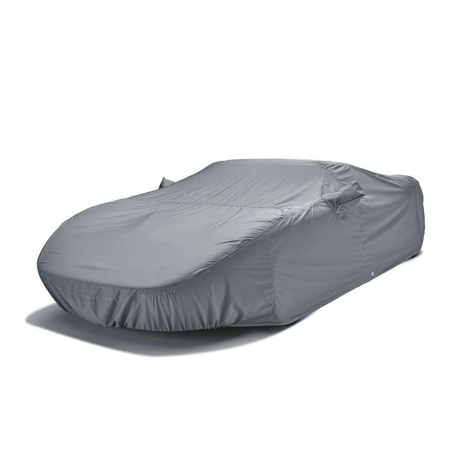 Covercraft C17372PG WeatherShield HP Custom Car Cover Gray Mazda Mazda 2 2011-2014