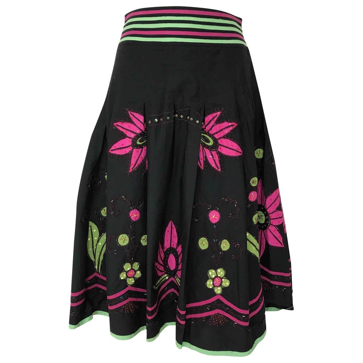 Whistles - Jupe   pour femme en coton - multicolore