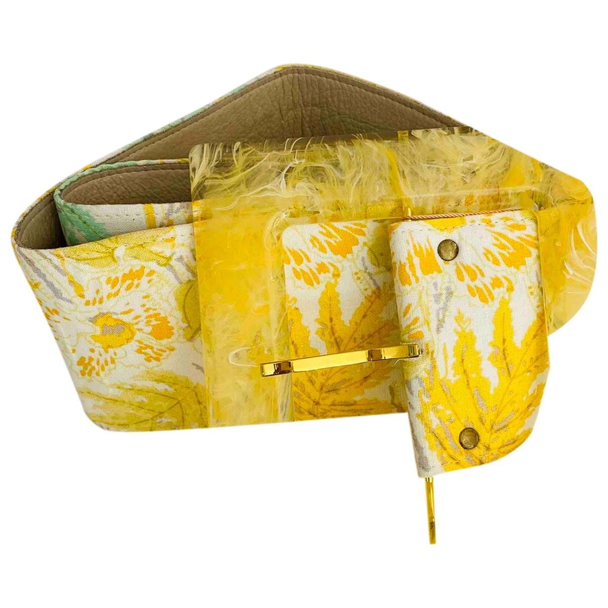 Cult Gaia - Ceinture   pour femme - jaune