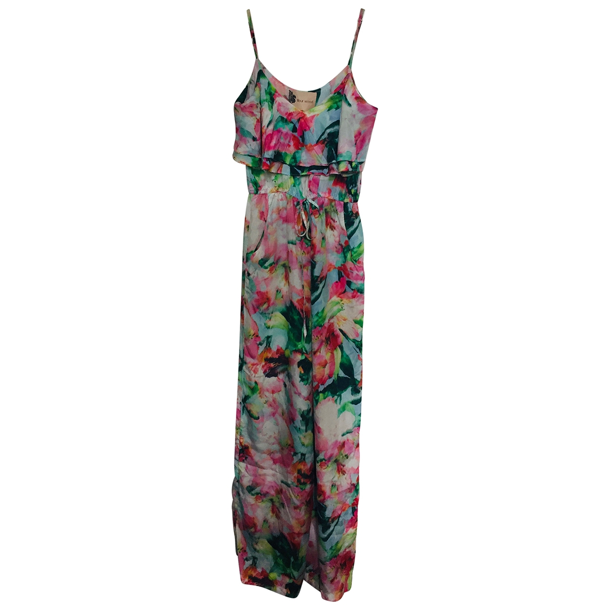 Non Signe / Unsigned \N Jumpsuit in  Bunt Synthetik
