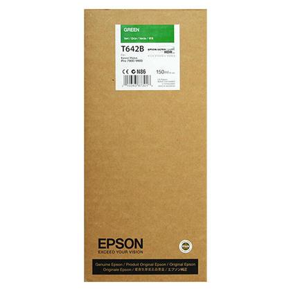 Epson T642B00 Original Green Ink Cartridge