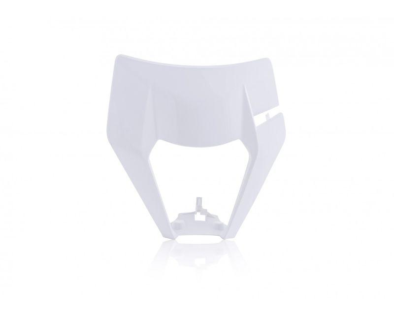 Acerbis 2791506811 Front Headlight Mask White KTM EXCF350 2020