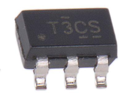 Texas Instruments TL431CDBVR, Adjustable Shunt Voltage Reference 2.5 - 36V, ±2.0 % 5-Pin, SOT-23 (10)