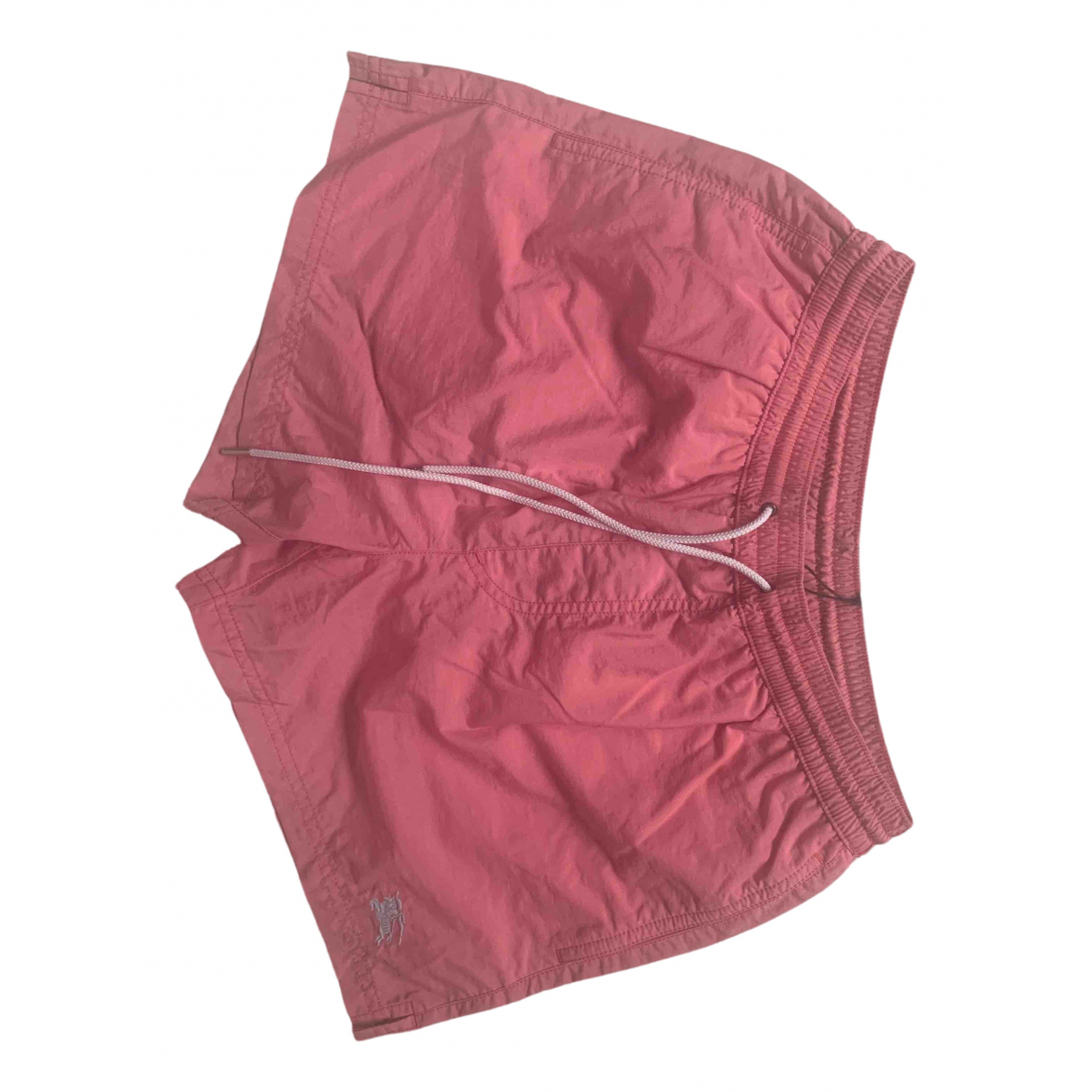 Burberry \N Badeanzug in  Rosa Polyester