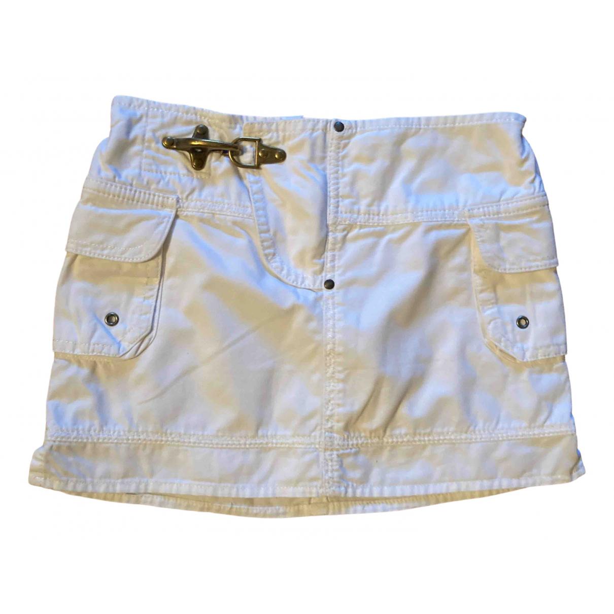 Ralph Lauren - Jupe   pour enfant en coton - blanc