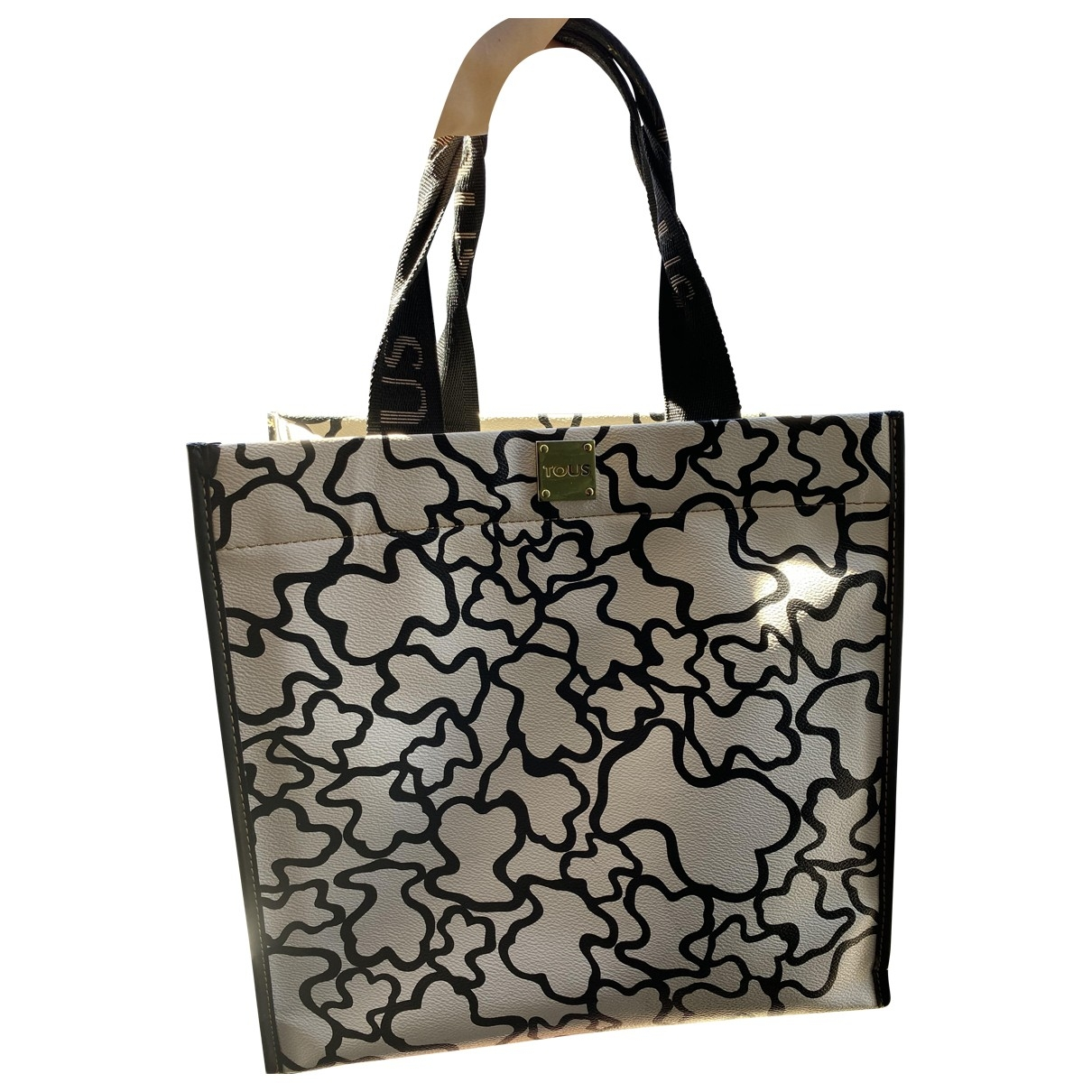 Atelier Tous \N White Leather handbag for Women \N