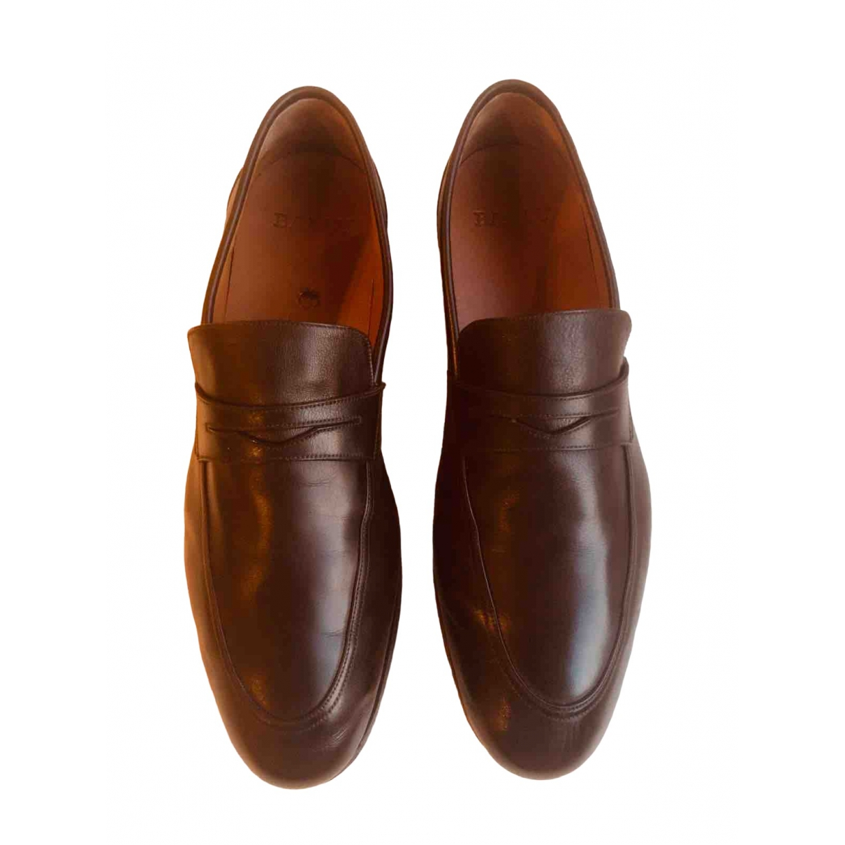 Mocasines de Cuero Bally