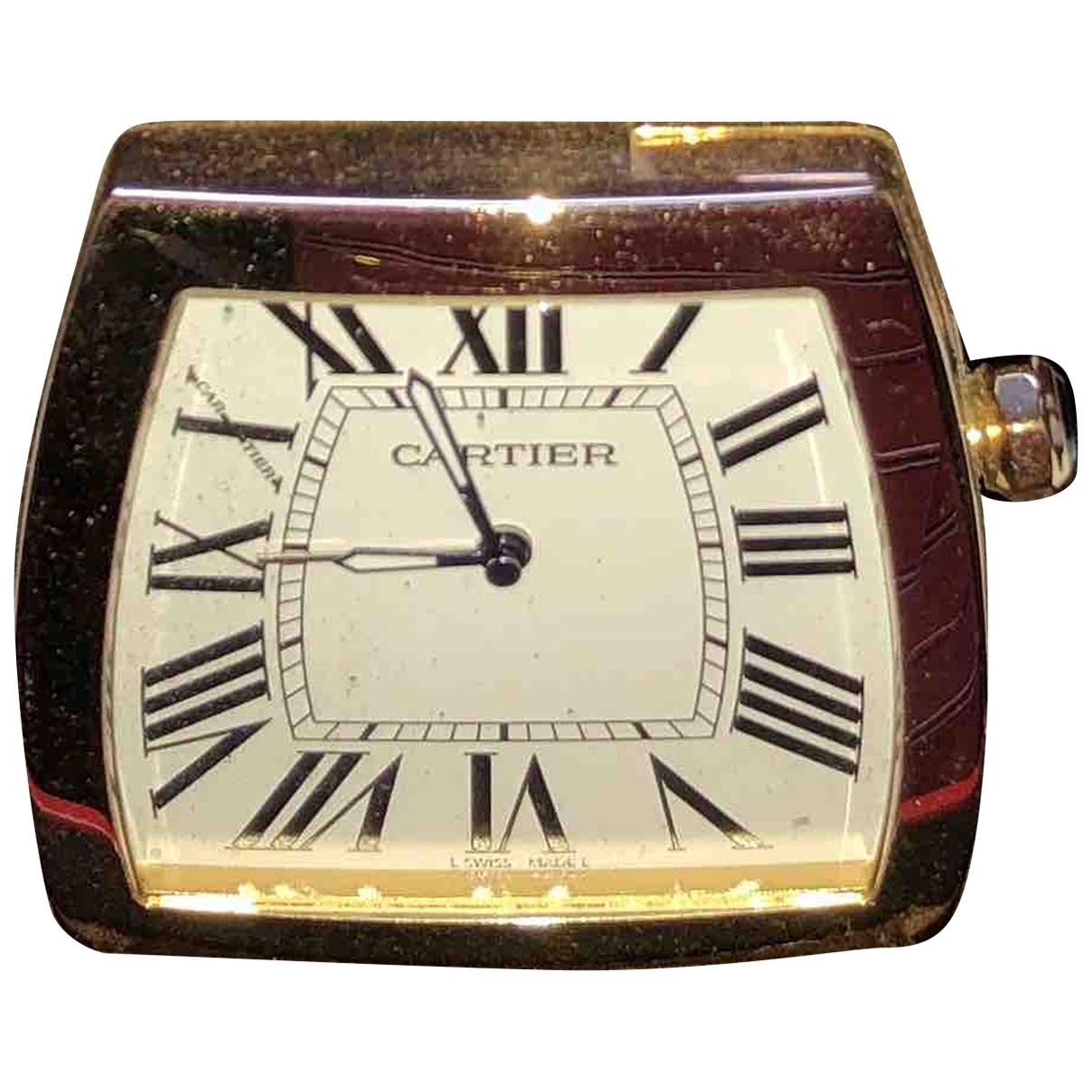 Cartier - Objets & Deco Dona pour lifestyle en plaque or - marron