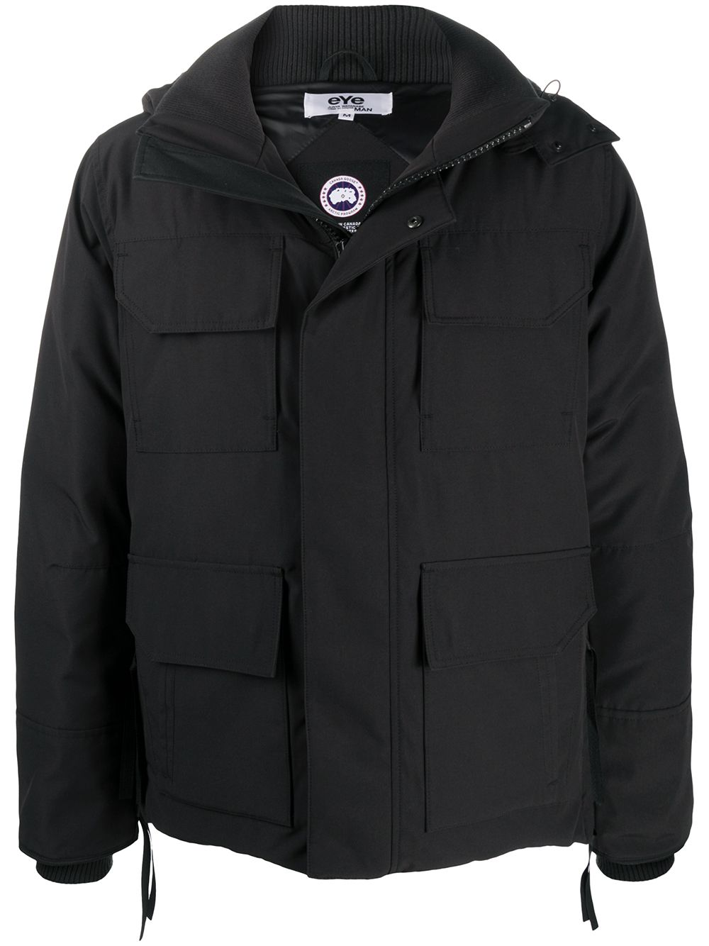Cotton Padded Down Jacket