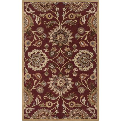 Caesar CAE-1061 10' x 14' Rectangle Traditional Rug in