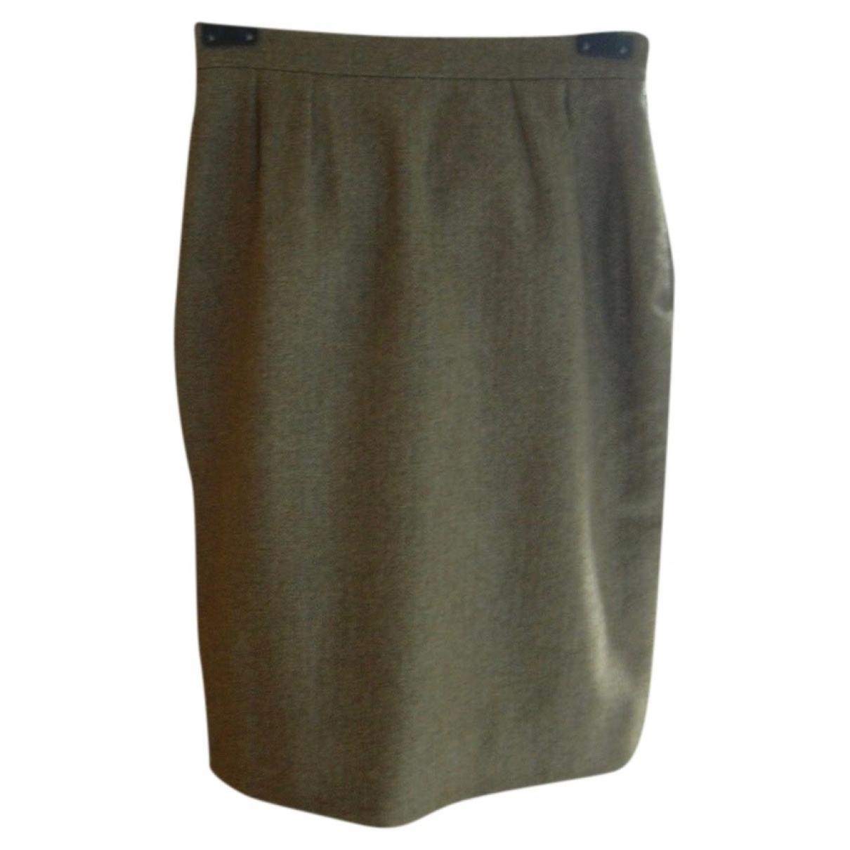 Givenchy \N Green Wool skirt for Women S International