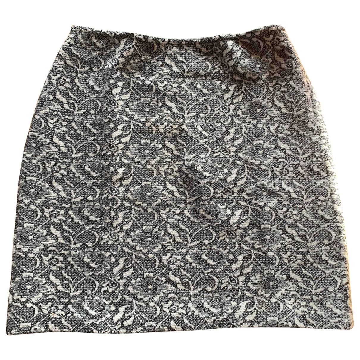 Mini falda de Lana Agnes B.