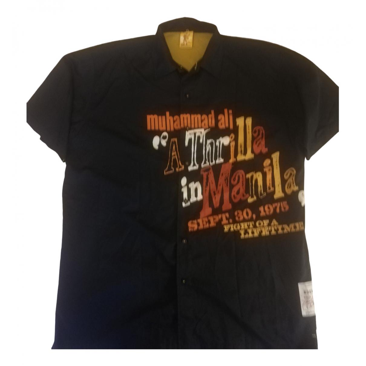 Fubu - Chemises   pour homme - noir