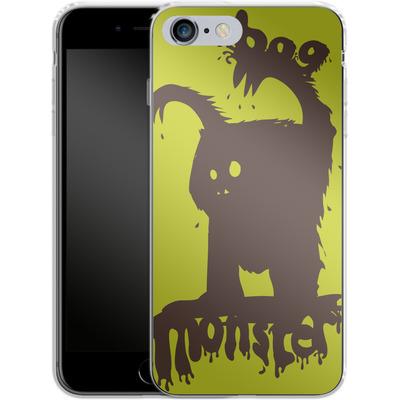 Apple iPhone 6 Plus Silikon Handyhuelle - Boo Monster von caseable Designs