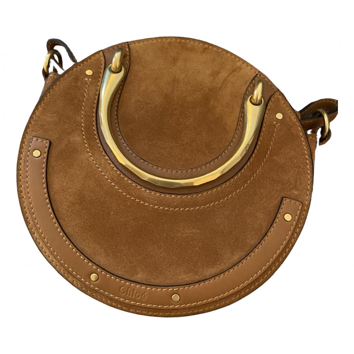 Chloé Pixie Brown Suede handbag for Women \N