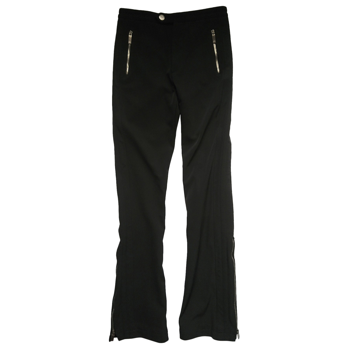 Gucci \N Black Trousers for Women 40 IT
