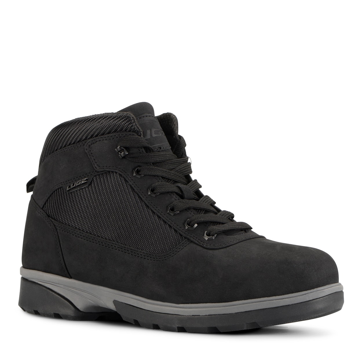 Men's Zeolite Mid Chukka Boot (Choose Your Color: Black/Charcoal, Choose Your Size: 10.0)