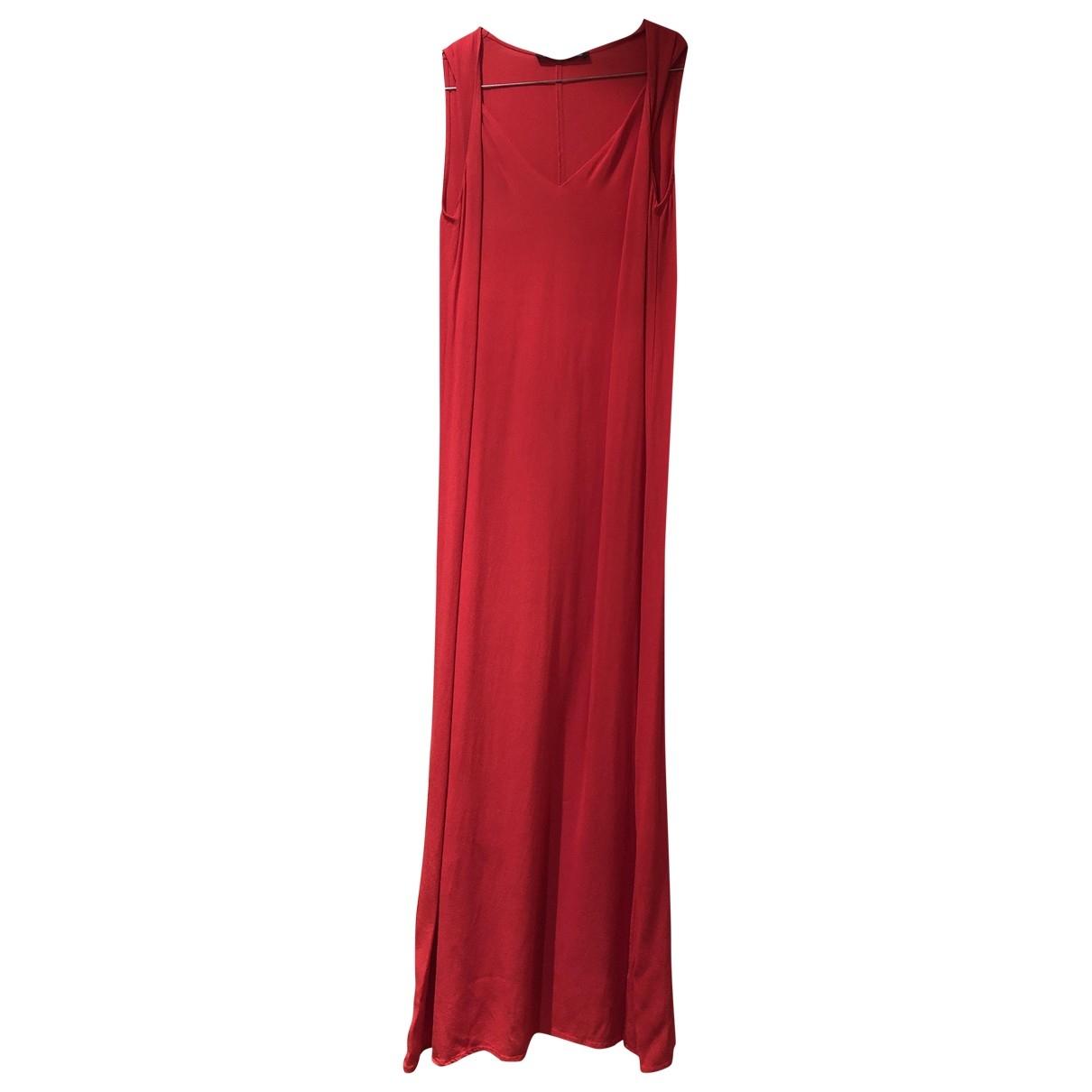 Comptoir Des Cotonniers - Robe   pour femme - rouge