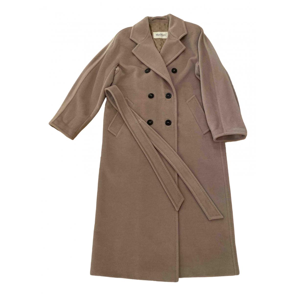 Max Mara - Manteau 101801 pour femme en laine - beige
