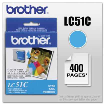Brother DCP-350C originale cyan cartouche d'encre