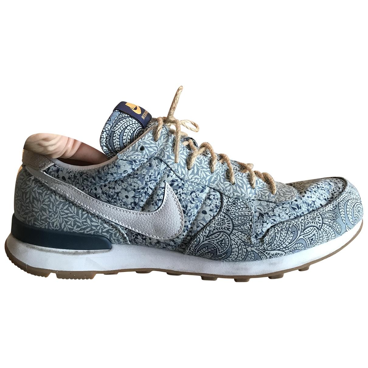 Deportivas Internationalist de Lona Nike