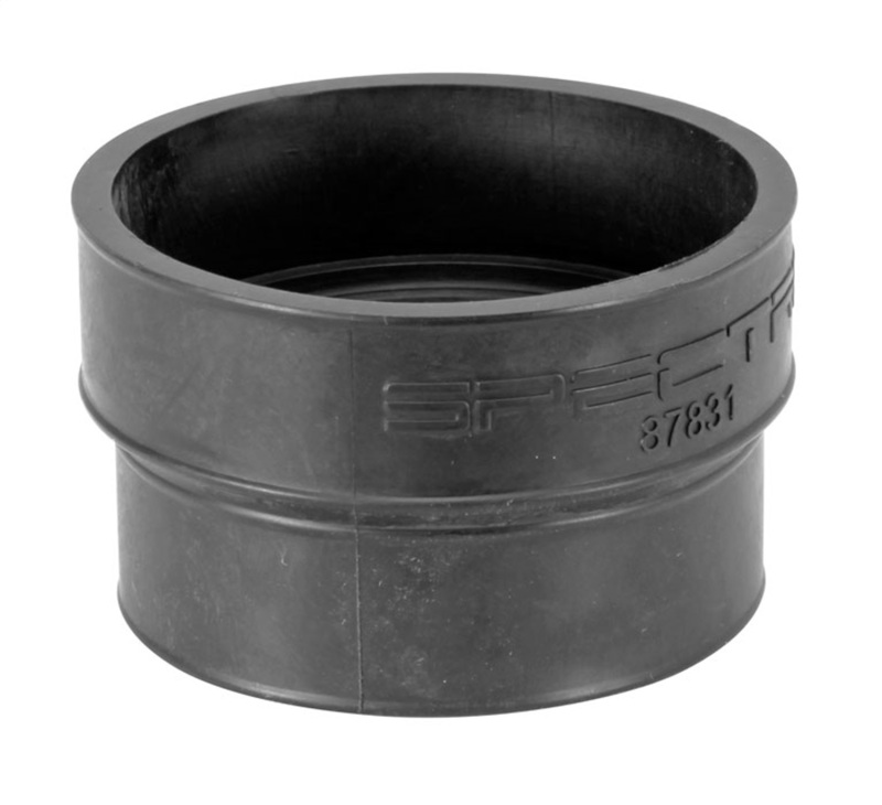 Spectre 87831 Coupler/Reducer 3in. to 2.75in. - Black