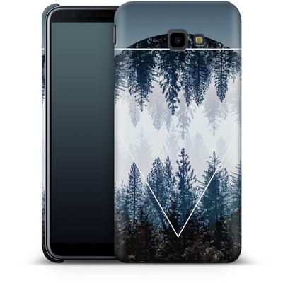 Samsung Galaxy J4 Plus Smartphone Huelle - Woods 4 von Mareike Bohmer