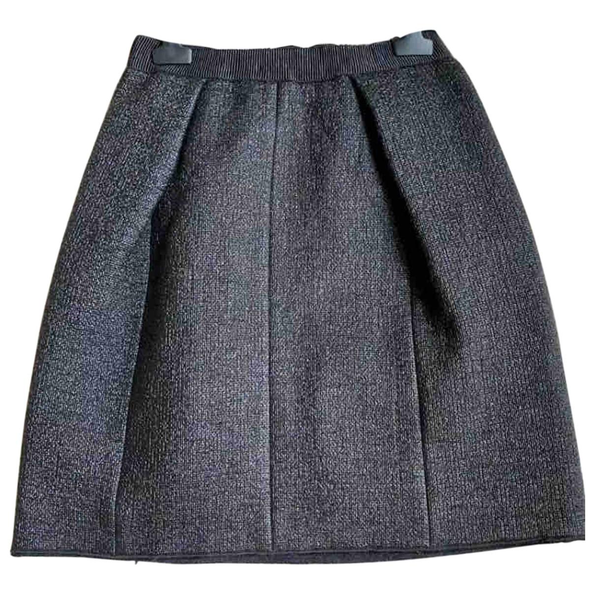 Marc Jacobs - Jupe   pour femme en laine - noir