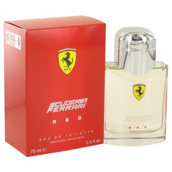 Scuderia Ferrari Red - Ferrari Eau de toilette en espray 75 ML