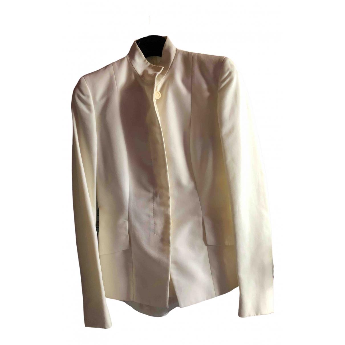 Gucci - Veste   pour femme - blanc