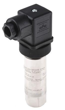 Druck Pressure Sensor for Fluid , 4bar Max Pressure Reading Analogue