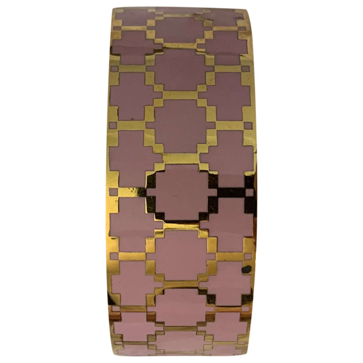 Juicy Couture \N Armband in  Rosa Metall