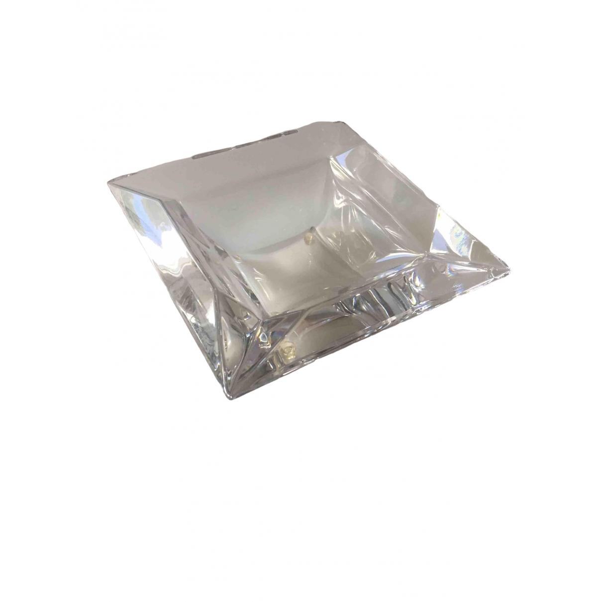 Bvlgari - Objets & Deco   pour lifestyle en cristal - blanc