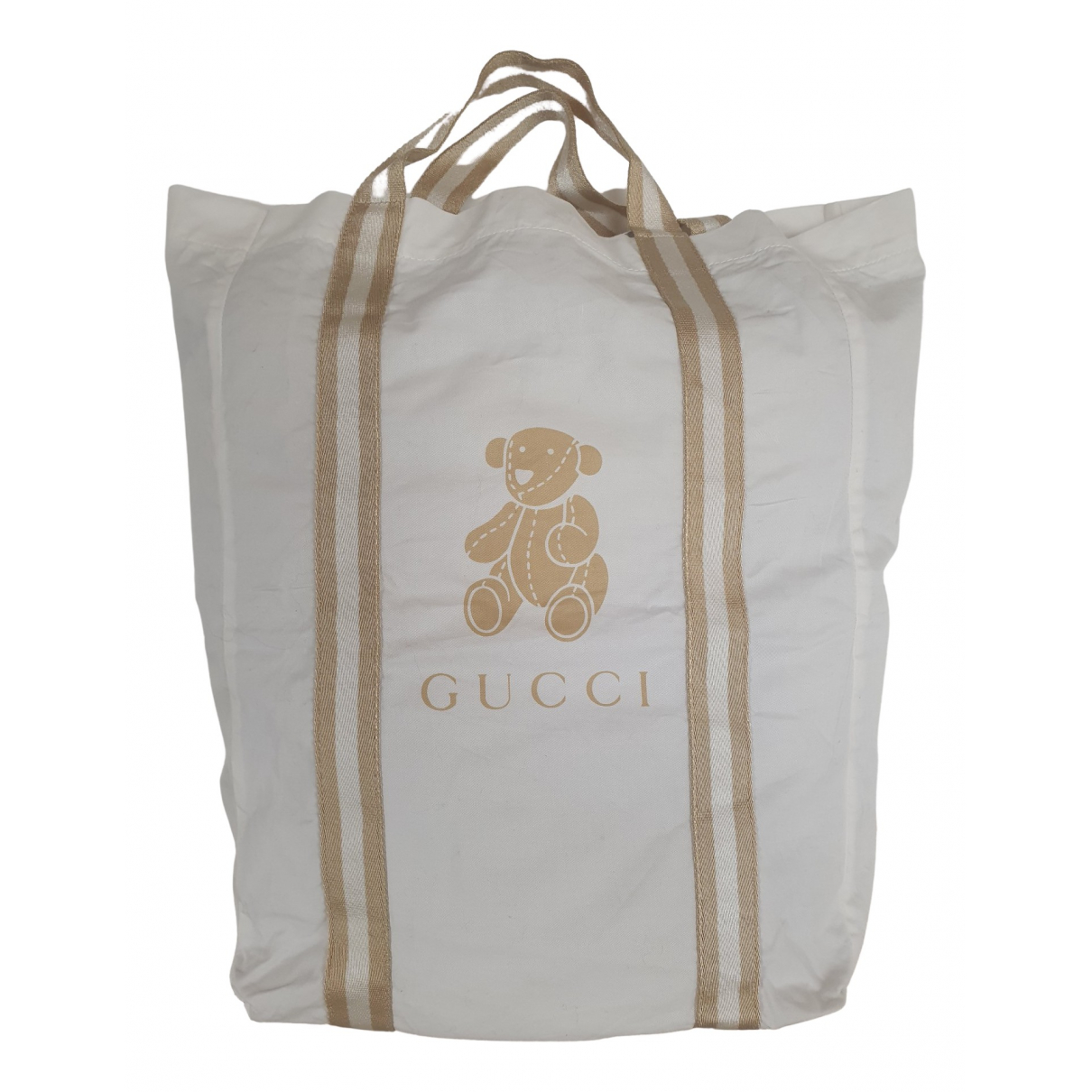 Gucci N White Cotton bag & Pencil cases for Kids N