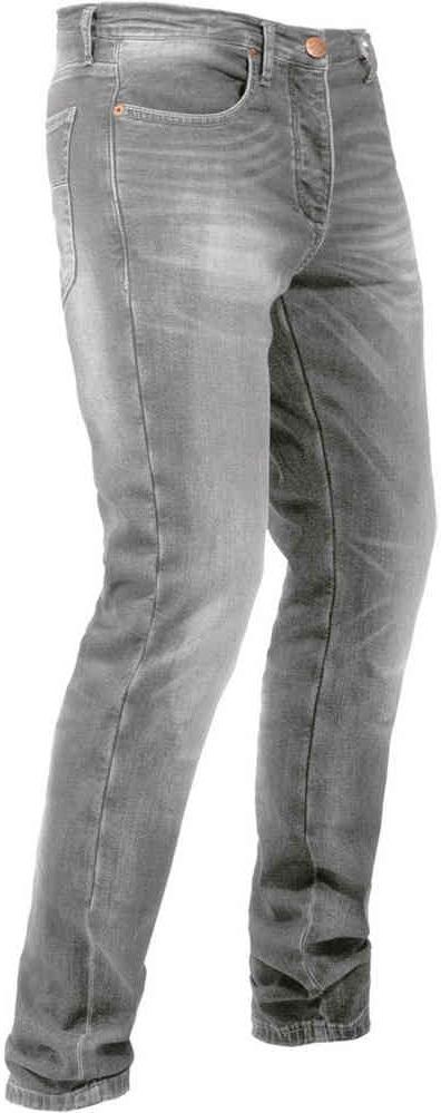 John Doe Ironhead XTM Jeans Motorista Gris Claro  36/34