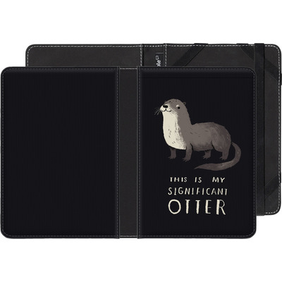 Pocketbook Touch Lux 2 eBook Reader Huelle - This Is My Significant Otter von Louis Ros