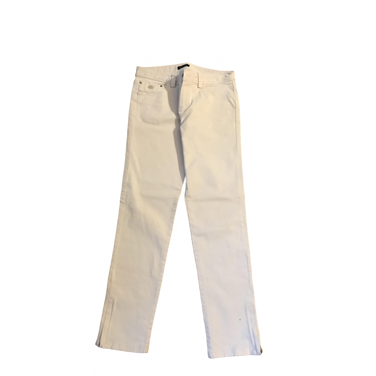 Pantalon recto Massimo Dutti