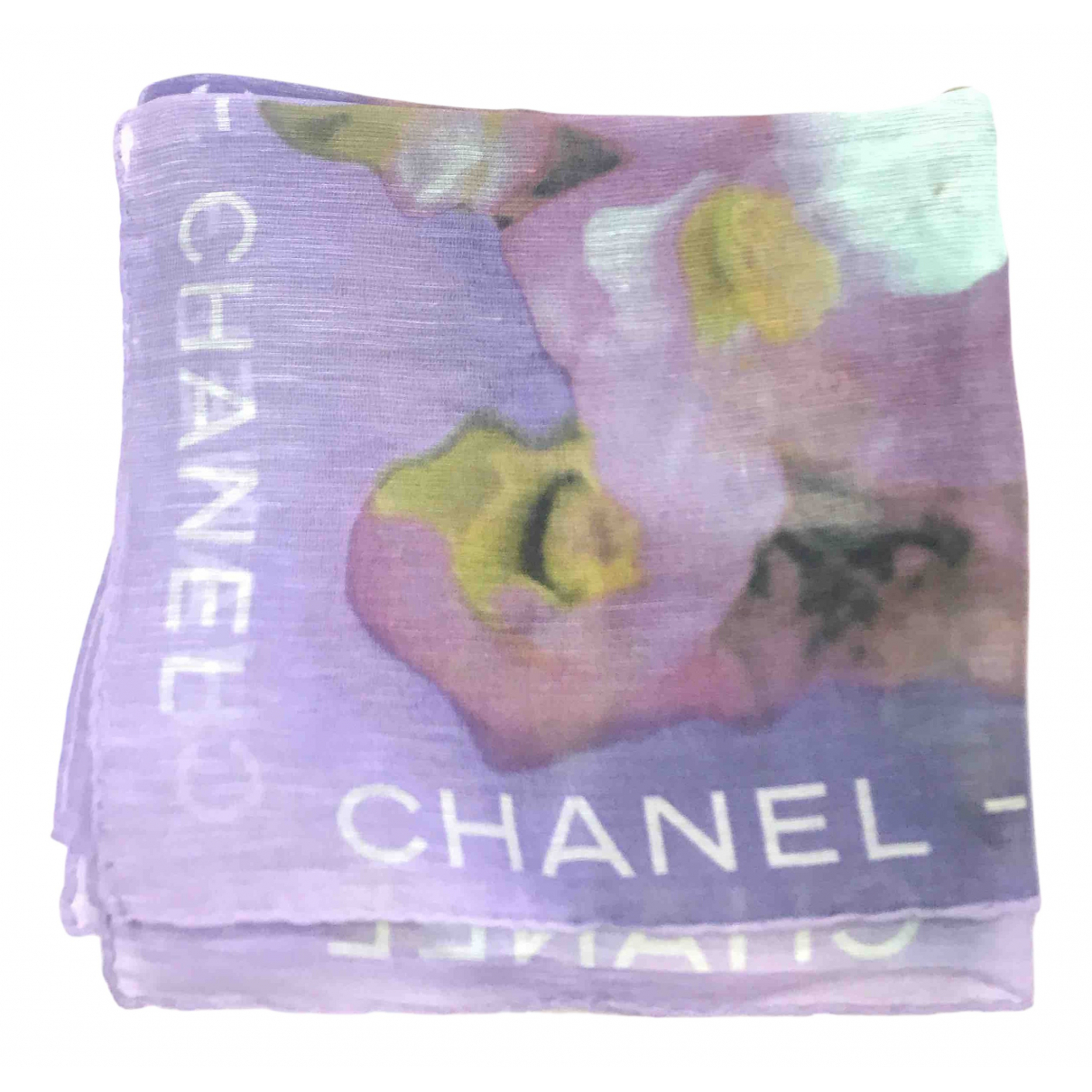 Pañuelo de Lino Chanel