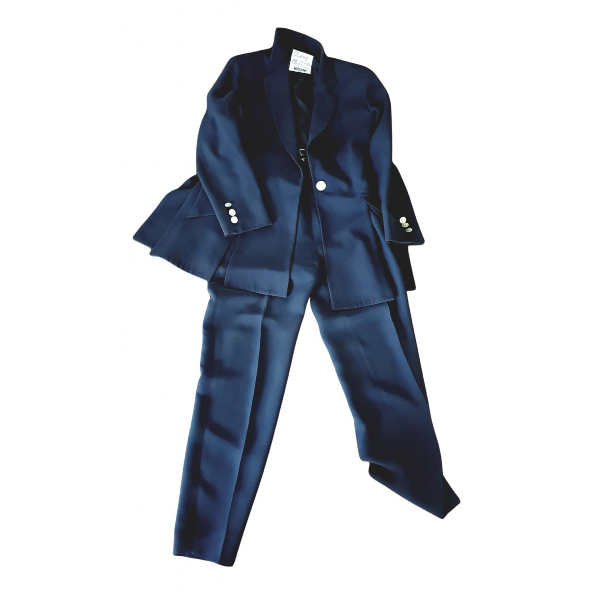 Moschino Cheap And Chic N Blue jacket for Women 42 IT
