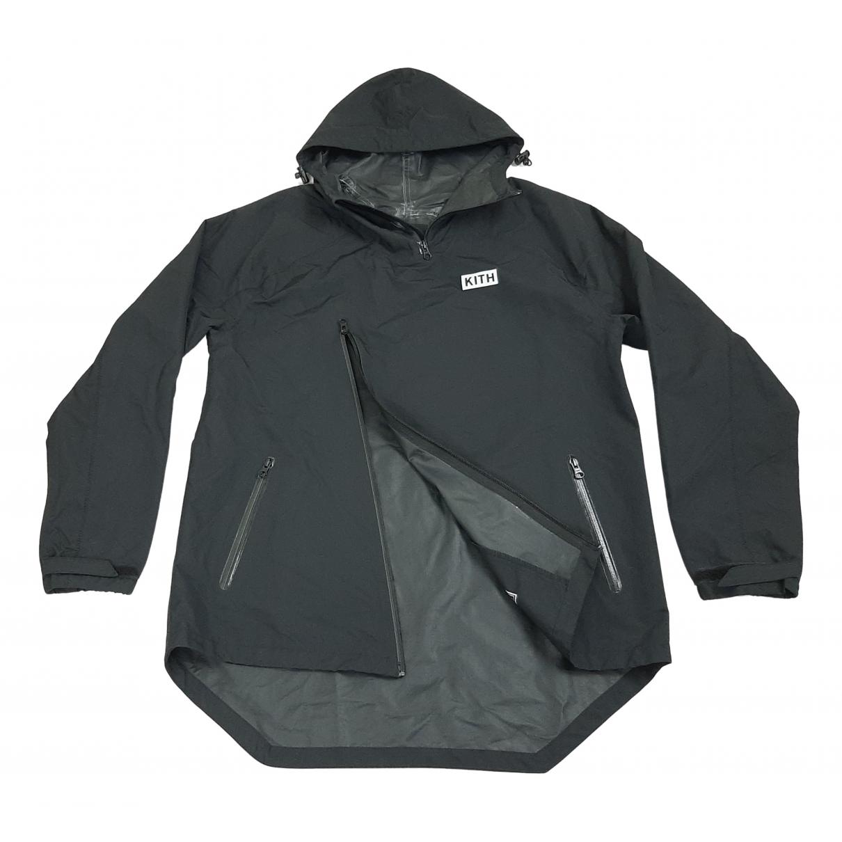 Kith - Manteau   pour homme - noir